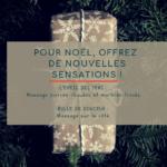 Massage Bordeaux Pessac, Bien-être, cadeau de Noël