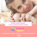 Massage bien-être en cadeau de naissance