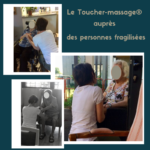 La pratique du Toucher-massage®