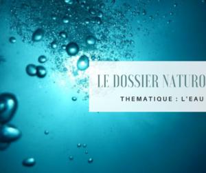 L'eau en naturopathie