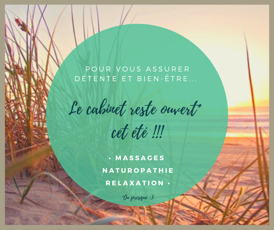 Naturopathie, massages, relaxation